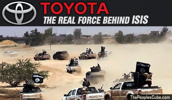 Choosy Rebels Choose Toyota