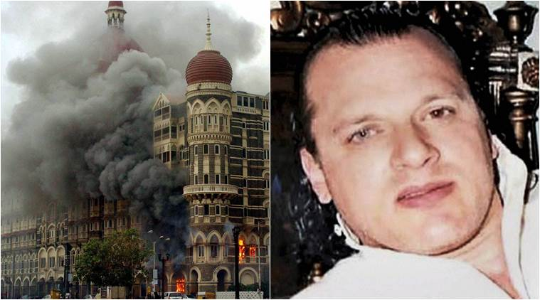 David Coleman Headly, architect of the 2008 terrorist attack on Mumbai.