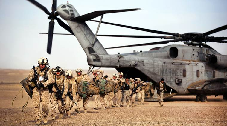 Trump is expected to announce more US troops for Afghanistan tonight.